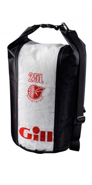2019 Gill Wet & Dry Cylinder 25LTR Bag L053 Jet Black