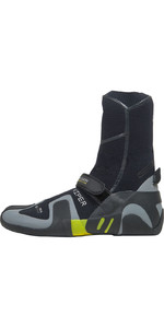 2019 Gul Viper 5mm Split Toe Neopren Bagagerum Sort / Gul Bo1259-a9