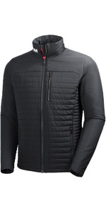 2020 Helly Hansen Crew Insulator Jacket Ebony 54344