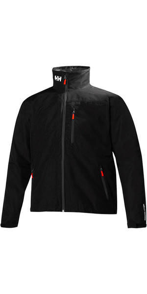 2018 Helly Hansen Crew Jacket Black 30263