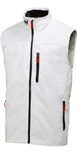 Helly Hansen Crew Midlayer Vest Wit 30341