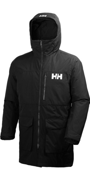 2019 Helly Hansen Rigging Coat BLACK 62609