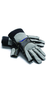 Henri Lloyd Cobra Grip Long Fingered Glove CARBON Y80050
