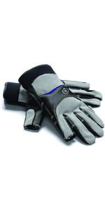 Henri Lloyd Cobra-greb Med Lange Fingre Handsker Carbon Y80050