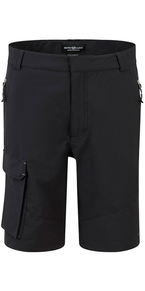 2019 Henri Lloyd Element Inshore Shorts Nero Y10184