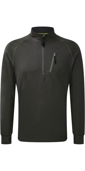 Henri Lloyd Force Layer Top Nero Y20100