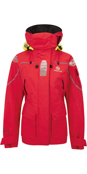 Henri Lloyd Damen Offshore Elite Jacke RED Y00298