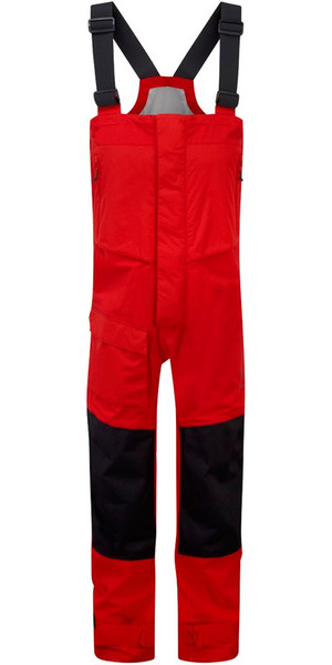 Henri Lloyd Transocean Offshore Hi-Fit Trousers New Red Y10158