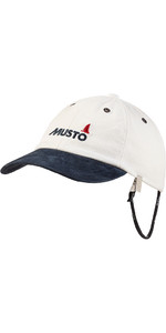 2020 Musto Evo Original Crew Cap Antique Sail Branco Ae0191