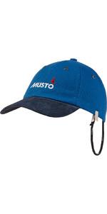 2019 Musto Evo Original Crew Cap Cadet Blue Ae0191