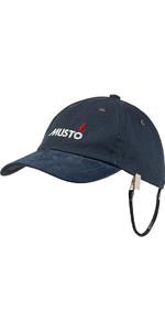 2019 Musto Evo Original Crew Cap ægte Navy Ae0191
