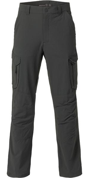 Musto Essential UV Fast Dry Sailing Pantaloni CARBON LONG LEG (86cm) SE0781