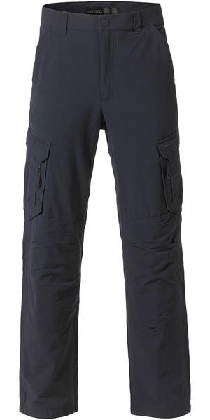Musto Essential UV Fast Dry Sailing Pantaloni a gamba lunga blu scuro (86 cm) SE0781