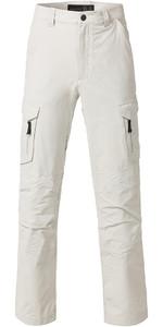 Musto Essential Uv Fast Dry Pantaloni Da Vela Platino Gamba Lunga (86cm) Se0781