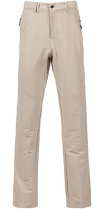 Pantalón De Vela Musto Evolution Crew Light Stone - Pierna Larga (87cm) Se2820