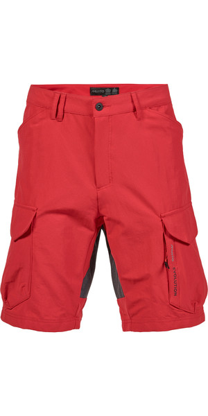 2019 Musto Evolution Performance Shorts VERDADERO ROJO SE0991