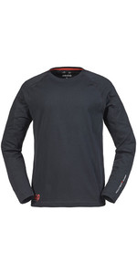 Musto Evolution Sunblock Long Sleeve T-Shirt Black SE1550