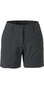Musto Essential Des Femmes Uv Rapide Dry 4 Shorts De Poche Carbone Se2070