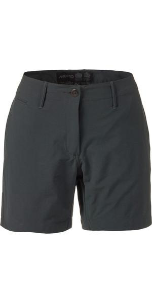 Musto Womens Essential UV Fast Dry 4 pantalones cortos de bolsillo CARBON SE2070