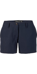 Musto Womens Essential UV Fast Dry 4 Pocket Shorts TRUE NAVY SE2070