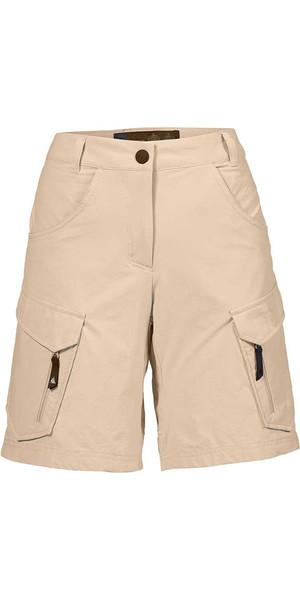 Musto Damen Essential UV Fast Dry Shorts HELLES STEINGRAU SE1571