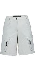 Mulheres Musto Essential Uv Dry Rápida Shorts Platina Se1571