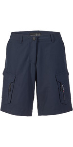 Musto Frauen wichtiger UV Schnell Dry Shorts Navy SE1571