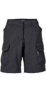 Musto Kvinnors Evolution Crew Bermuda Shorts Svart Se3340
