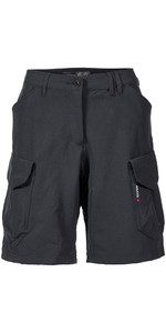 Musto Mulheres Evolution Crew Bermuda Shorts Preto Se3340