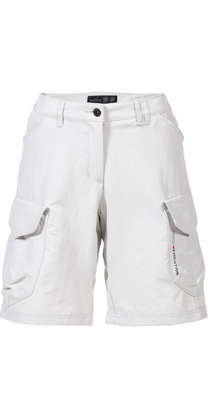 Musto Damen Evolution Crew Bermuda Shorts PLATINUM SE3340