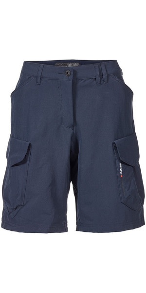 Musto Womens Evolution Crew Bermuda Shorts TRUE NAVY SE3340