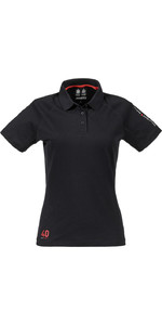 Musto Womens Evolution Sunblock Polo NERO SE0483