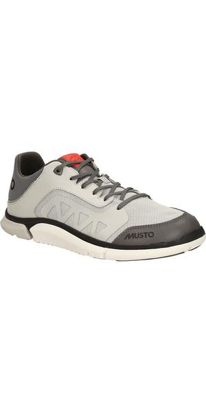Zapatillas de vela Musto Trigenic Vela Gris Claro FS0820 / 30