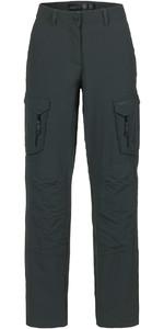 Musto Vrouwen Essential Uv Snel Dry Zeilbroek Koolstof Lange Poot (85cm) Se1561