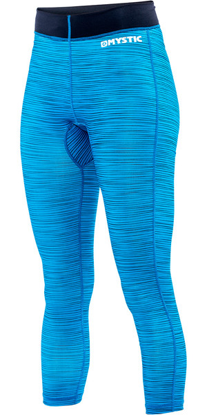 Ladies Mystic Dazzled Lycra Pant in Stripe 160330