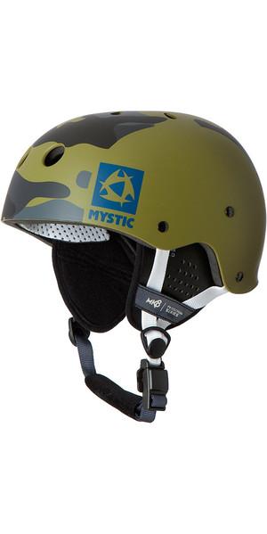 Capacete Mystic MK8 X com almofadas de ouvido Camo 160650