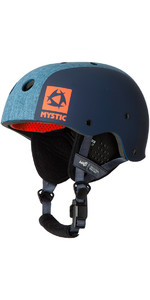Mystic MK8 X Helmet With Ear Pads Denim 160650 - USED ONCE