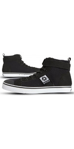Mystic Neoprene Sneaker Waterwear High Top Trainers Black 140265