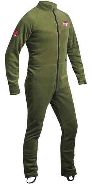 2018 Nookie Iceman Thermal Suit - Airforce Green TH20