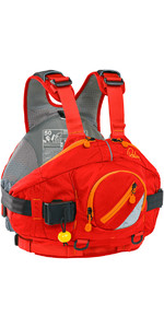 Palm AMP Whitewater Buoyancy Aid RED 11727