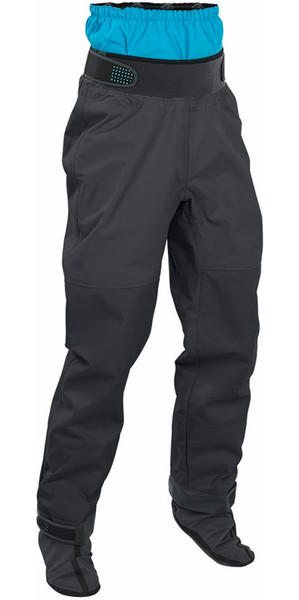 2019 Palm Atom Kayak Dry Pant Jet Grey 11742