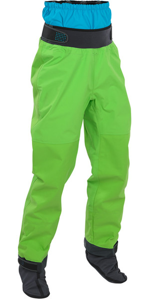 2018 Palm Atom Kayak Dry Pant Lime 11742