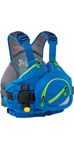 2019 Palm Extrem Whitewater Buoyancy Aid Blue 11726