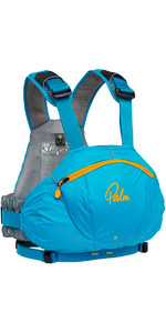 2019 Palm FX Whitewater / River PFD en Aqua 11729