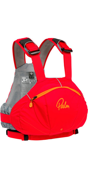 2019 Palm FX Whitewater / River PFD in rosso 11729