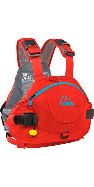 2019 Palm FXr Freestyle / Racing Buoyancy Aid - Rosso 11728