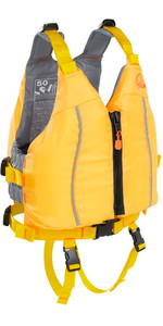 2019 Palm Junior Quest 50N Buoyancy Aid Saffron 11460