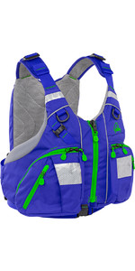 2019 Palm Kaikoura Buoyancy Aid Touring PFD Blue 11730