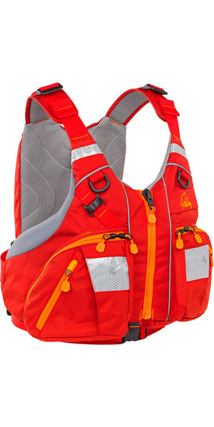 2019 Palm Kaikoura Buoyancy Aid Touring PFD rosso 11730