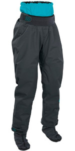 2019 Palm Womens Atom Kayak Dry Pant Jet Grey 11743